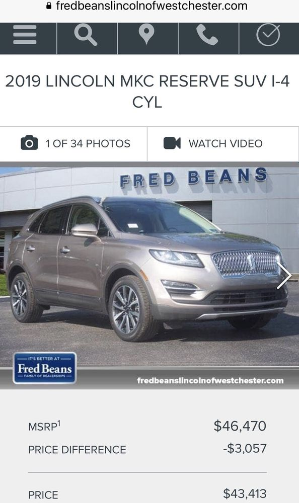 Fred Beans Ford West Chester >> Fred Beans Ford Of West Chester 14 Reviews Car Dealers