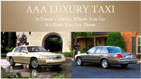 AAA Luxury Taxi: Overland Park, KS