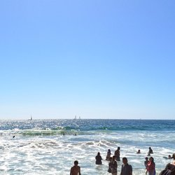 Photo Of Santa Monica State Beach Ca United States Ocean