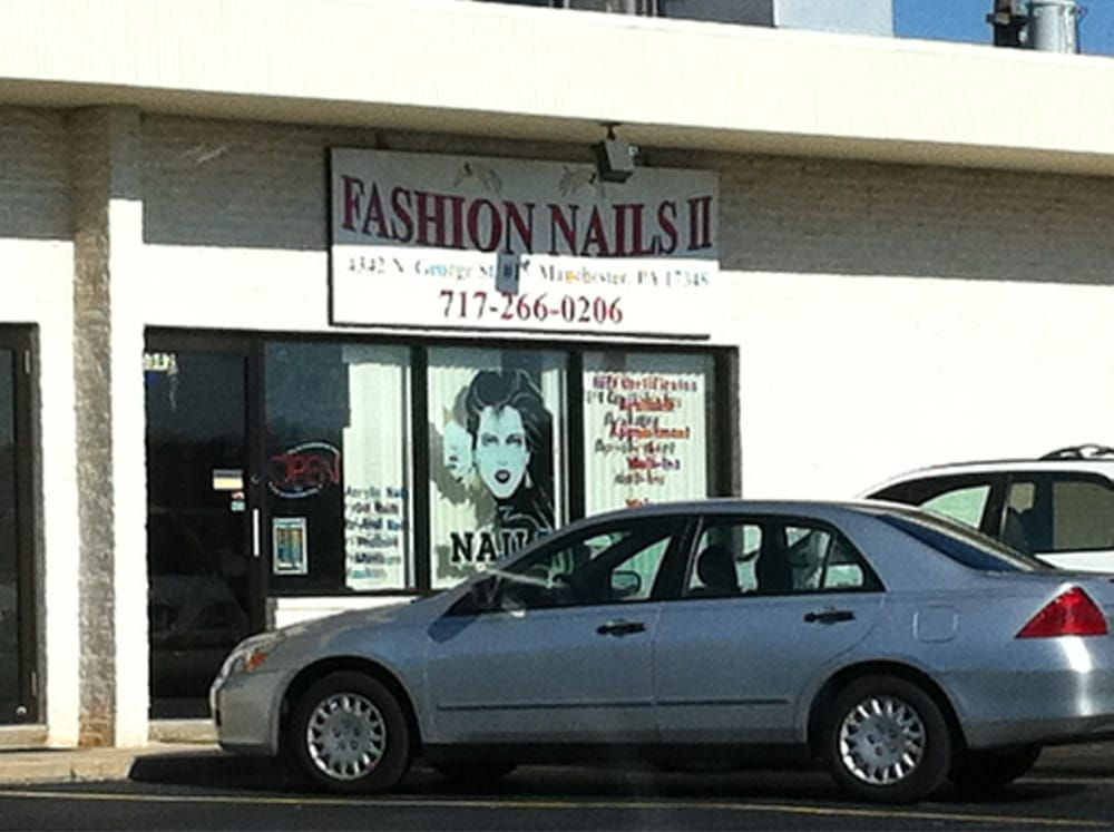 Fashion Nails No 2: 4342 N George St Ext, Manchester, PA