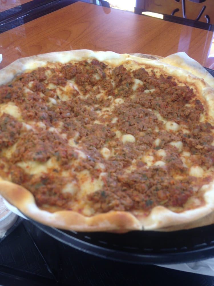 Lahmajoon, aka Armenian pizza - Yelp