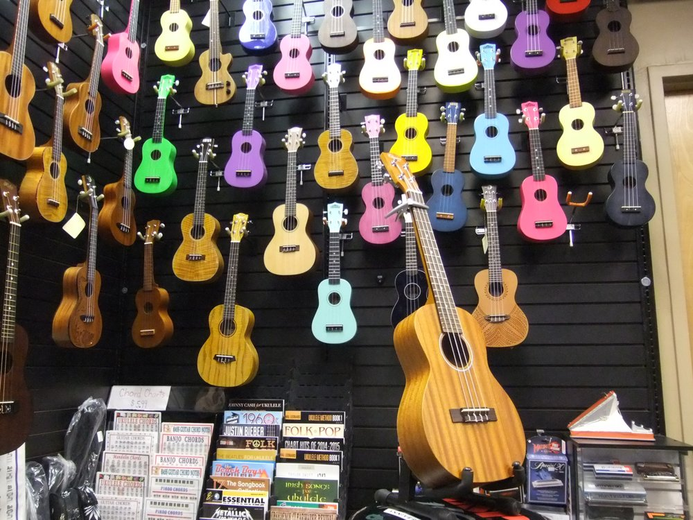 Guitars More Musical Instruments Teachers 10470 S Redwood Rd