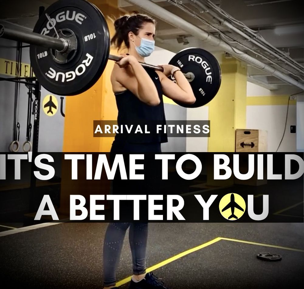 Arrival Fitness