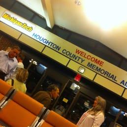 Houghton County Memorial Airport Car Rental