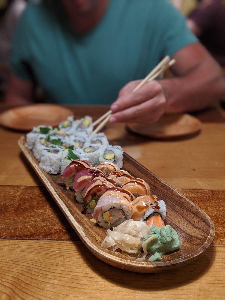 Sushi Cocoro & Udon Noodle -Tuna-Ichi