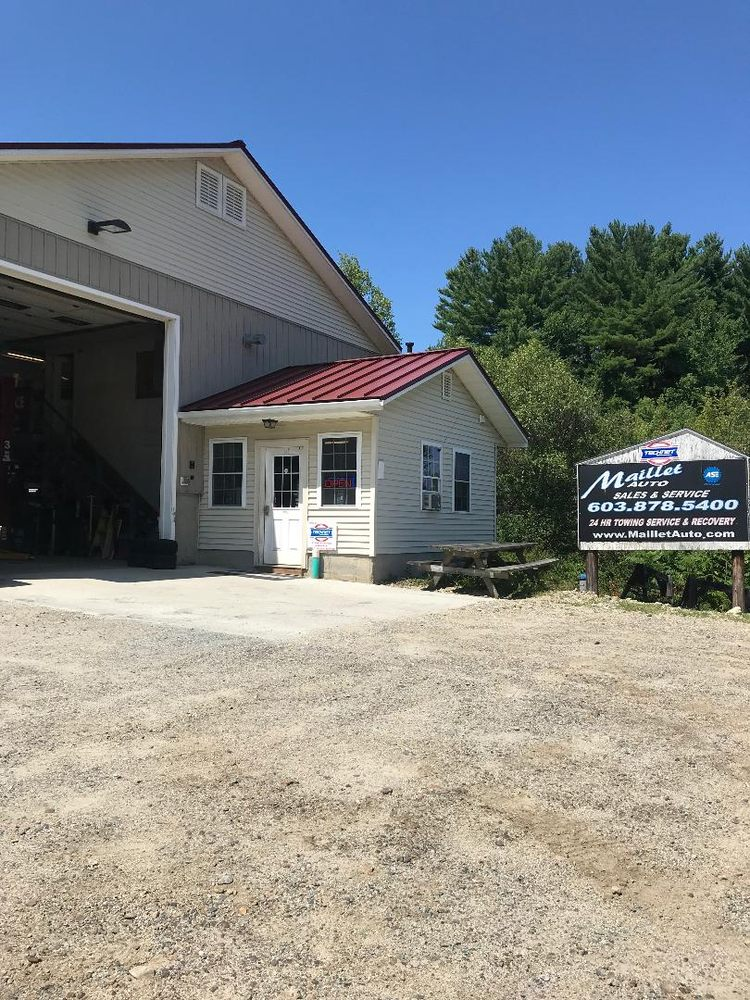 Maillet Auto Sales & Service: 148 Pleasant St, Greenville, NH
