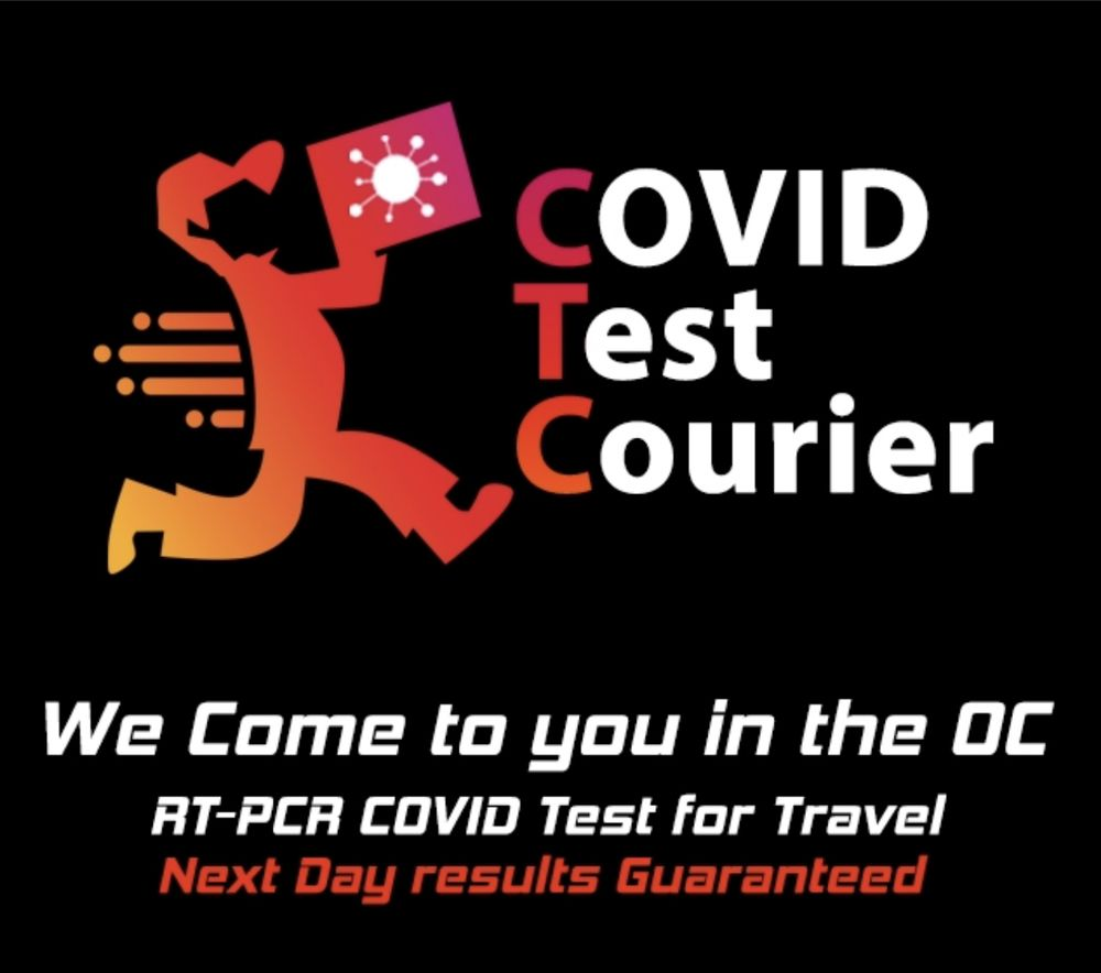 Covid Test Courier