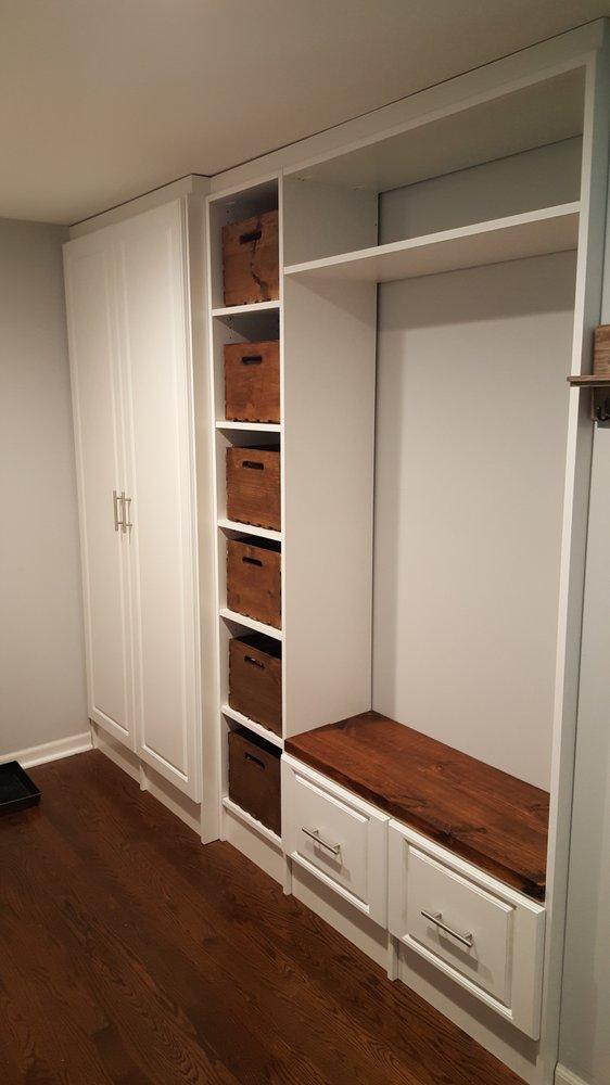 Birdie Brennan Custom Closets & Organizing