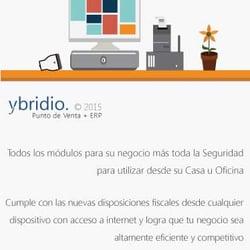 Ybridio Request A Quote Software Development Guadalupe