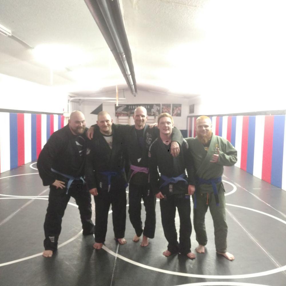Winona Brazilian Jiu-Jitsu: 222 W 2nd St, Winona, MN