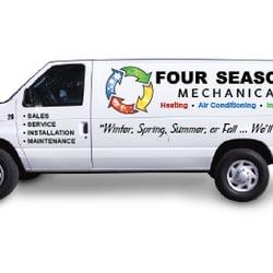 Four Seasons Mechanical, LLC - 14 Reviews - Heating & Air ...