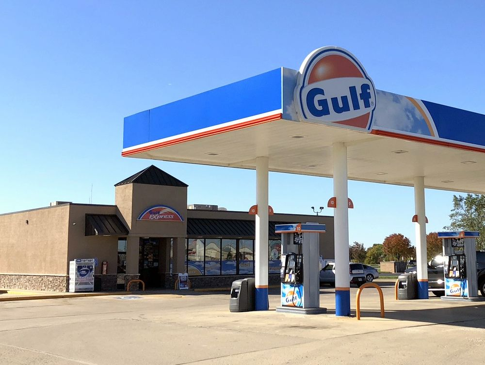 Amoco To Go: 715 West Foxwood Dr, Raymore, MO