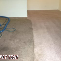 Photo Of Carpet Tech Amarillo Tx United States Check Out The Difference