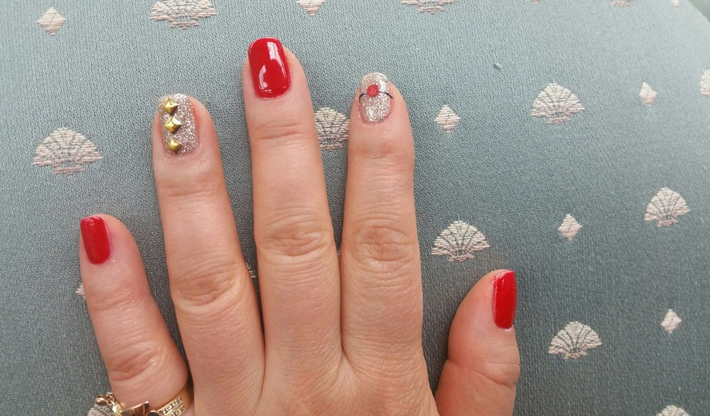 Photos for 1 Lux Nails - Yelp