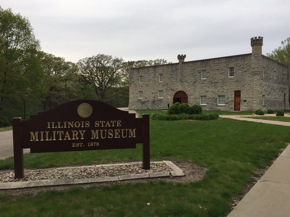 Illinois State Military Museum: 1301 N Macarthur Blvd, Springfield, IL