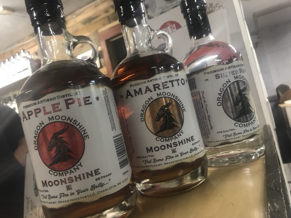 Image result for dragon moonshine charlotte