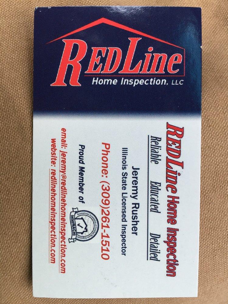 REDLine Home Inspection: Le Roy, IL