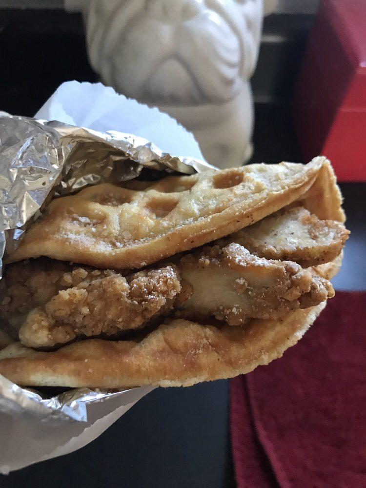Wildwood Waffles: 770 Wildwood Ave, Rio Dell, CA