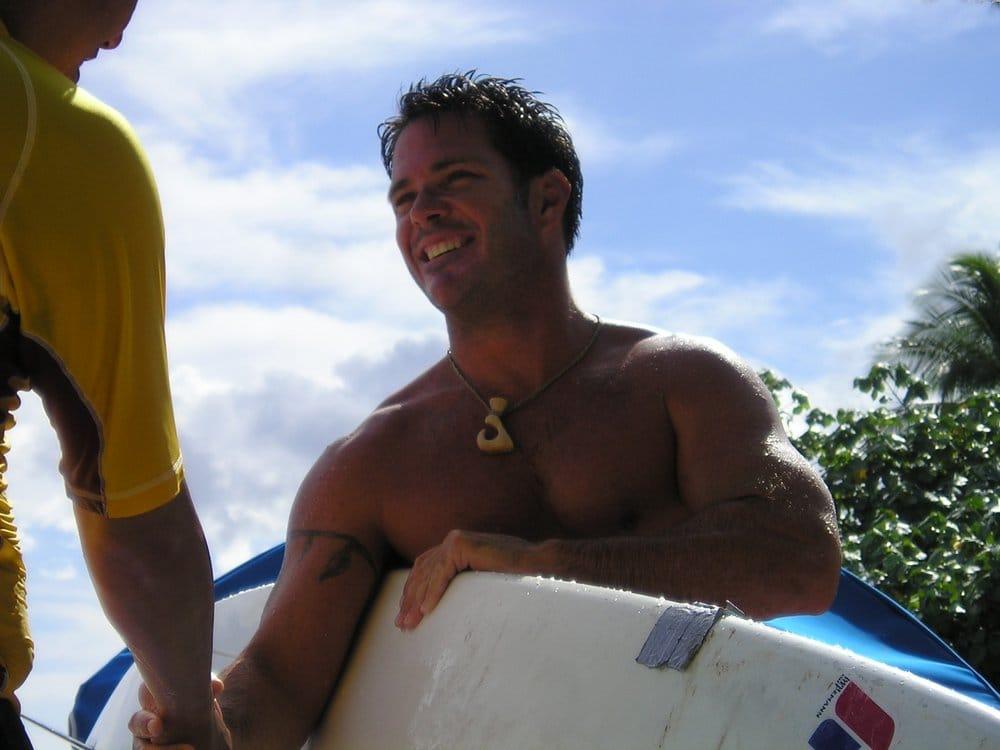 Ty Gurney Surf School