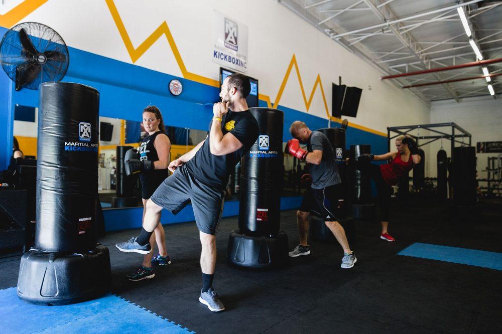 MA Fitness - Pinellas Park: 9737 66th St N, Pinellas Park, FL