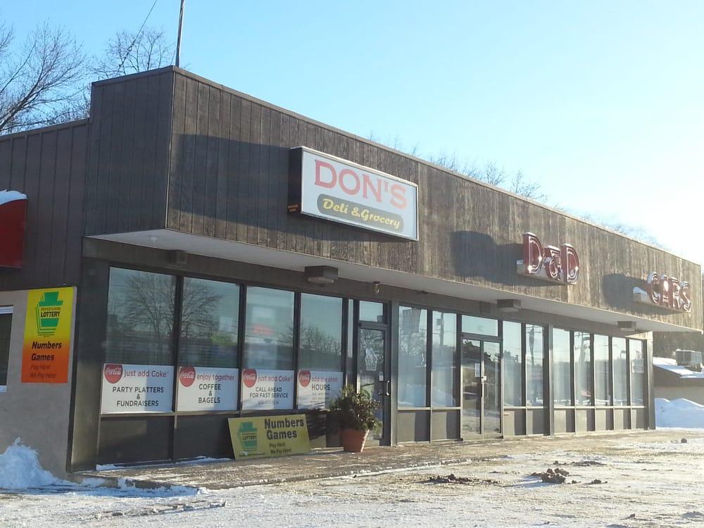 Don's Deli: 802 Sans Souci Pkwy, Wilkes-Barre, PA