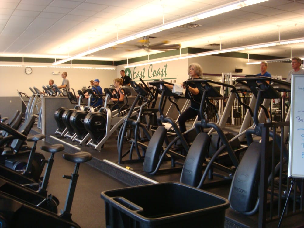 East Coast Health & Fitness: 250 W Hamilton Ave, State College, PA