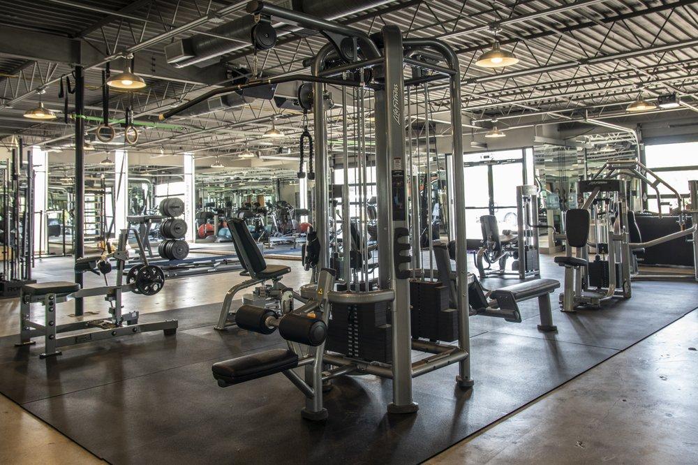 Pop's Gym