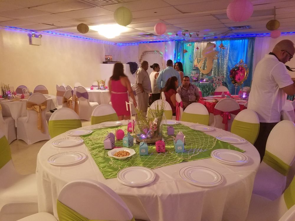 MJ Catering Hall