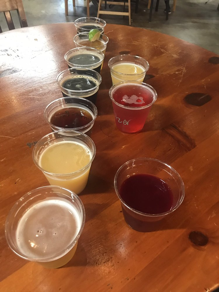 Food from 903 Brewers
