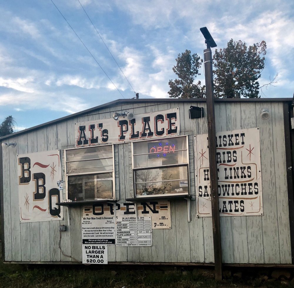 Photo of Al's Place BBQ: Cuney, TX