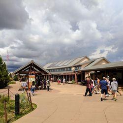 The grand canyon visitor center 181 fotos y 66 rese as for Oficina de turismo de estados unidos en madrid