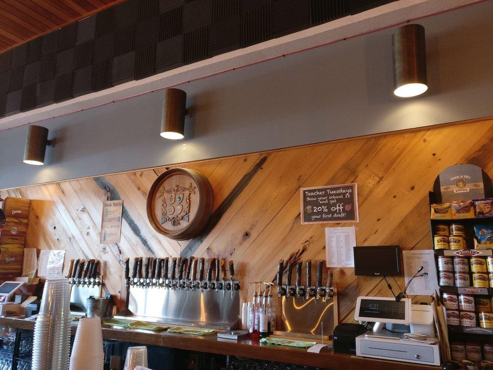 Zephyrhills Brewing Company: 38530 5th Ave, Zephyrhills, FL