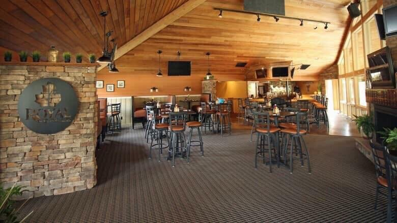 Royal Grille: 6908 Club House Dr E, Canadian Lakes, MI