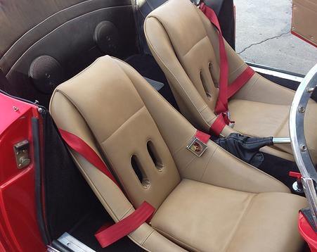 Custom Porsche Interior built from scratch! - Yelp