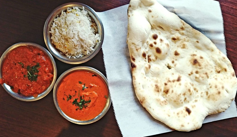 Bombay Indian Grill: 401 E Green St, Champaign, IL