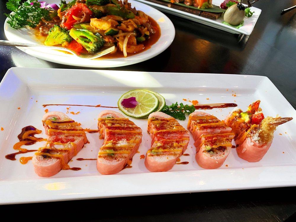 Samurai Restaurant: 1775 45th St S, Fargo, ND