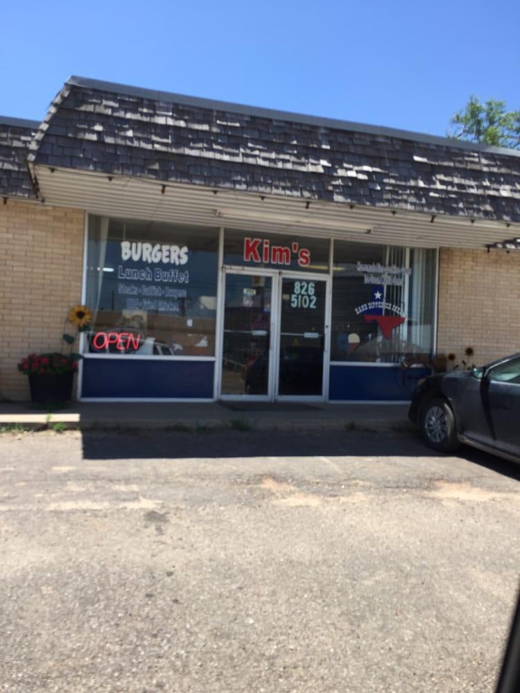 Kim's Kitchen: 302 S Alan L Bean Blvd, Wheeler, TX