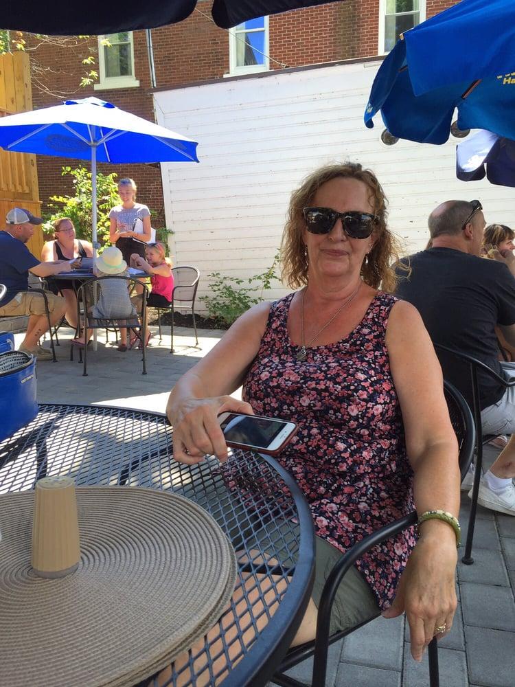 The Spot Bistro & Coffee Cafe: 30B James St, Alexandria Bay, NY