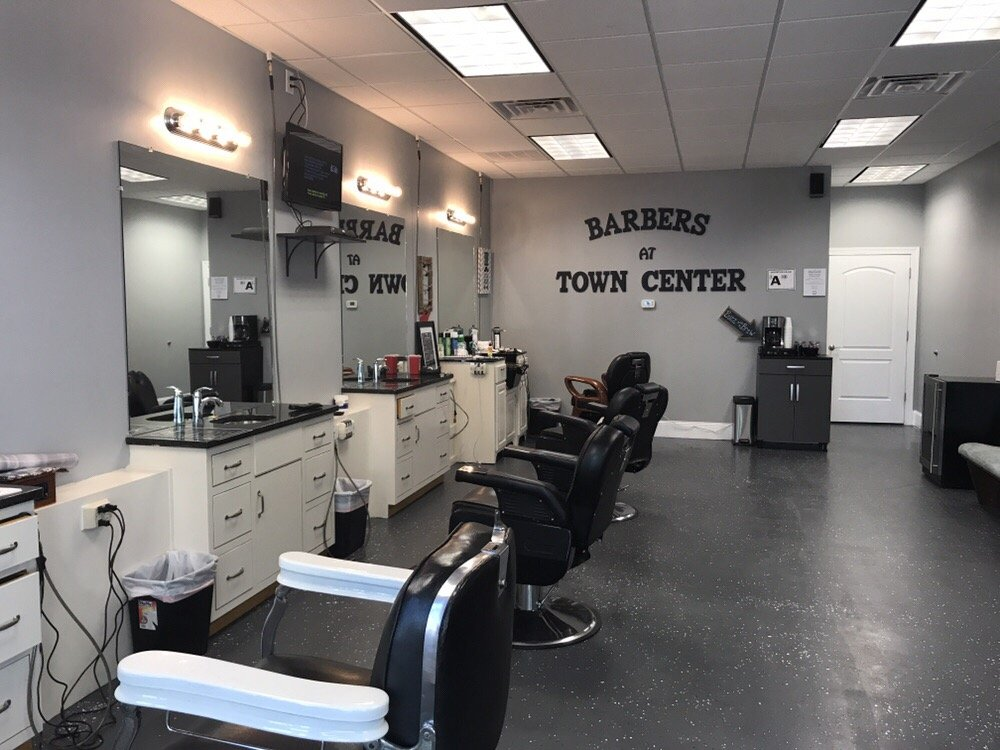 Barbers At Town Center: 245 Market St, Locust, NC