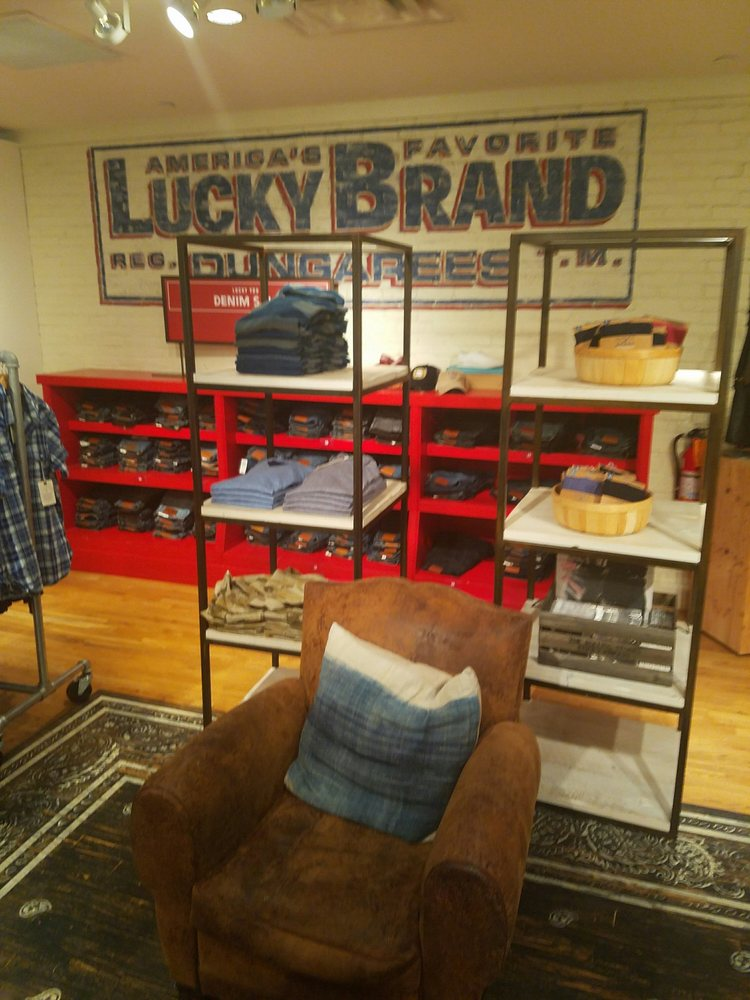 Lucky Brand Jeans Men 39 S Clothing 630 Old Country Rd Garden City Ny United States Phone