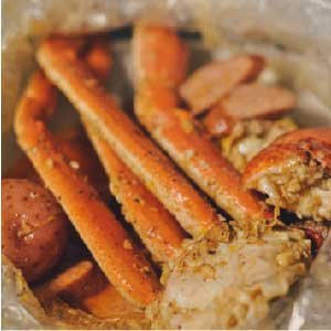 Juicy Seafood: 865 N Green River Rd, Evansville, IN