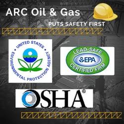 ARC Oil & Gas - Contractors - 6827 Signat Dr, Houston, TX - Phone