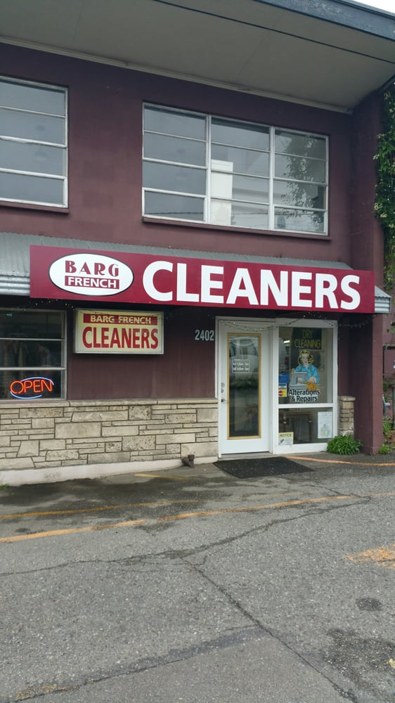 Photos For Barg French Cleaners Yelp