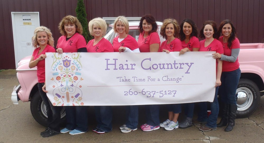 Hair Country: 15722 Lima Rd, Huntertown, IN