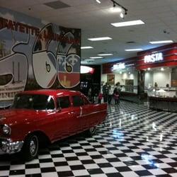Incredible Pizza Co CLOSED Italian Johnston St Lafayette - Antique car show lafayette la