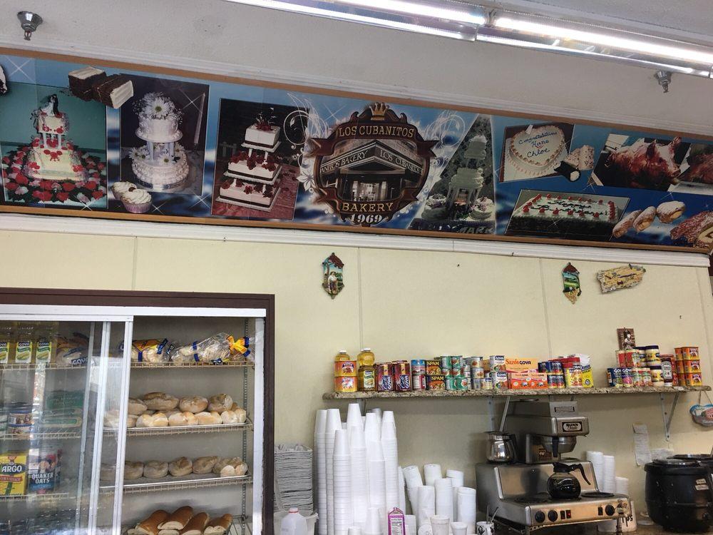 Los Cubanitos Bakery