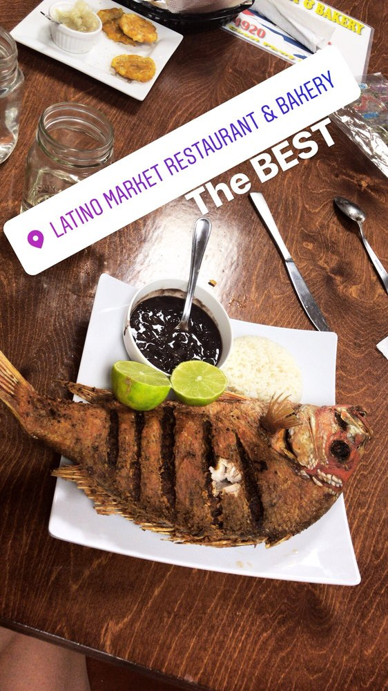 Latino Market, Restaurant & Bakery