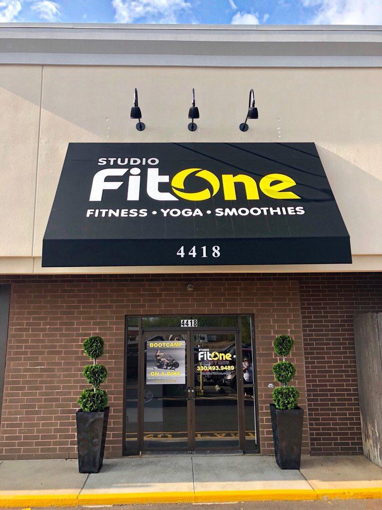 Studio Fit One: 4418 Belden Village St NW, Canton, OH