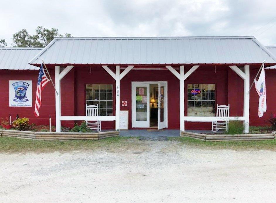 Restoring Hope Thrift Store: 400 E Gulf Atlantic Hwy, Wildwood, FL