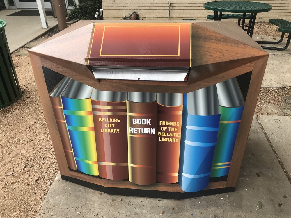Bellaire Public Library (Temporary) | Harris County Public ...